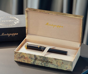 Montegrappa Eye of Sauron Fountain Pen - In-si-der