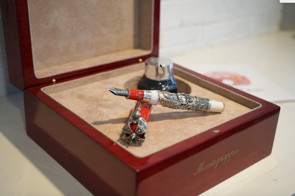 Montegrappa Tribute to Queen Limited Edition - Fountain Pen