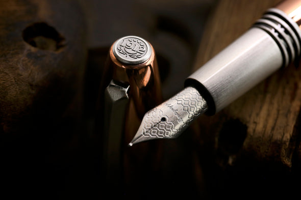 Montegrappa Mule Fountain Pen