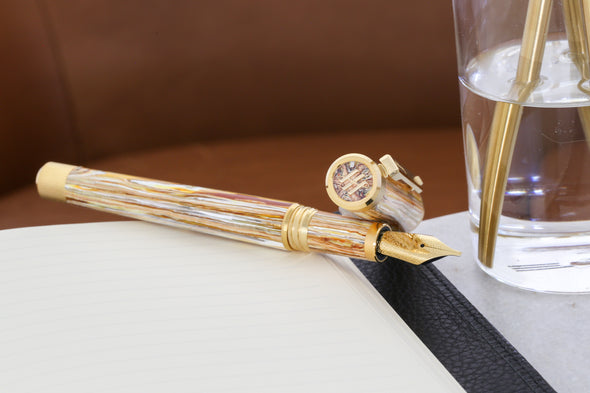 ZERO Caramel Fountain Pen