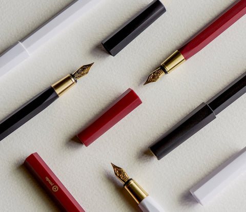 ystudio Resin – Fountain Pen