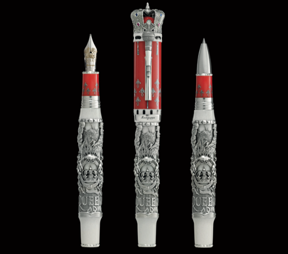 Montegrappa Tribute to Queen Limited Edition - Rollerball
