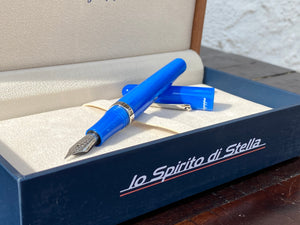 Montegrapp Lo Spirito di Stella Fountain Pen and Journal