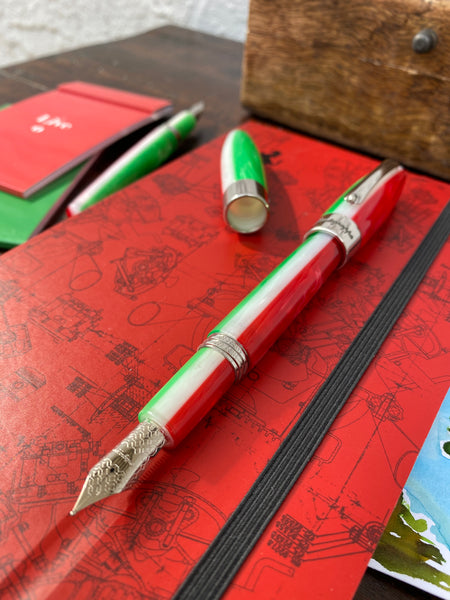 Montegrappa Tricolore Fountain Pen