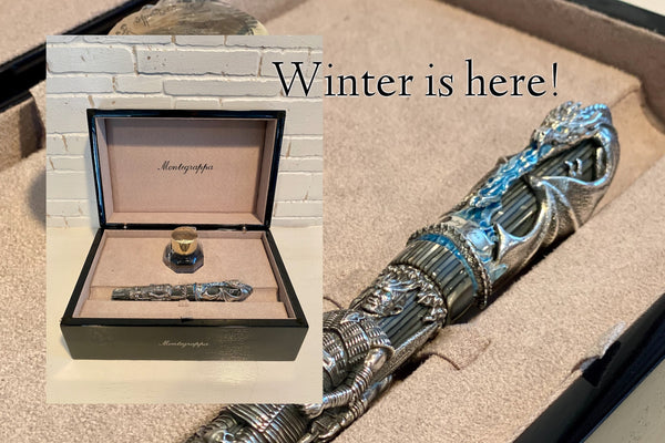 Montegrappa Winter is Here Limited Edition