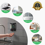 Infrared Sensor Automatic Soap Dispenser