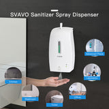 Wall Mounted Automatic Spray Soap Dispenser PL-151047
