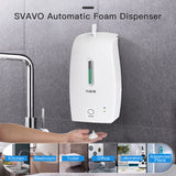 Wall Mounted Foam Automatic Soap Dispenser