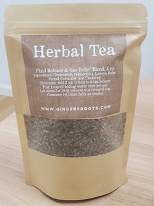 Fluid Release and Gas Relief Tea Blend, 4oz