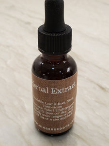 Dandelion Leaf and Root Liquid Extract, 30ml