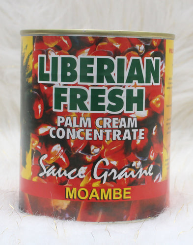 LIBERIAN FRESH| Palm Cream Concentrate