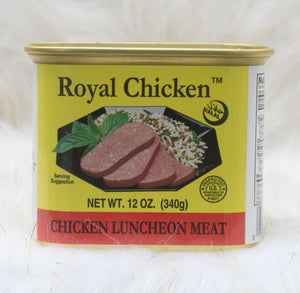 ROYAL CHICKEN | Chicken Luncheon Meat
