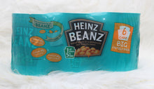 Load image into Gallery viewer, HEINZ BEANZ| Baked Beans 6 cans