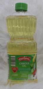 Carlini| Canola Oil 48 Fl