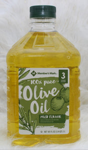 Olive Oil 100% Pure
