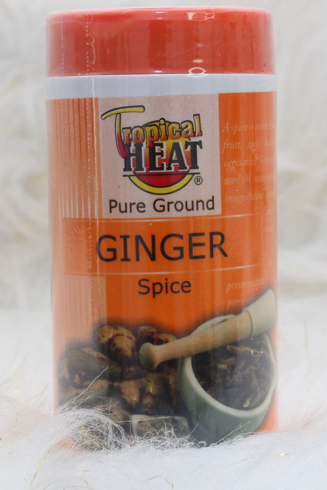 TROPICAL HEAT| Ginger Spice