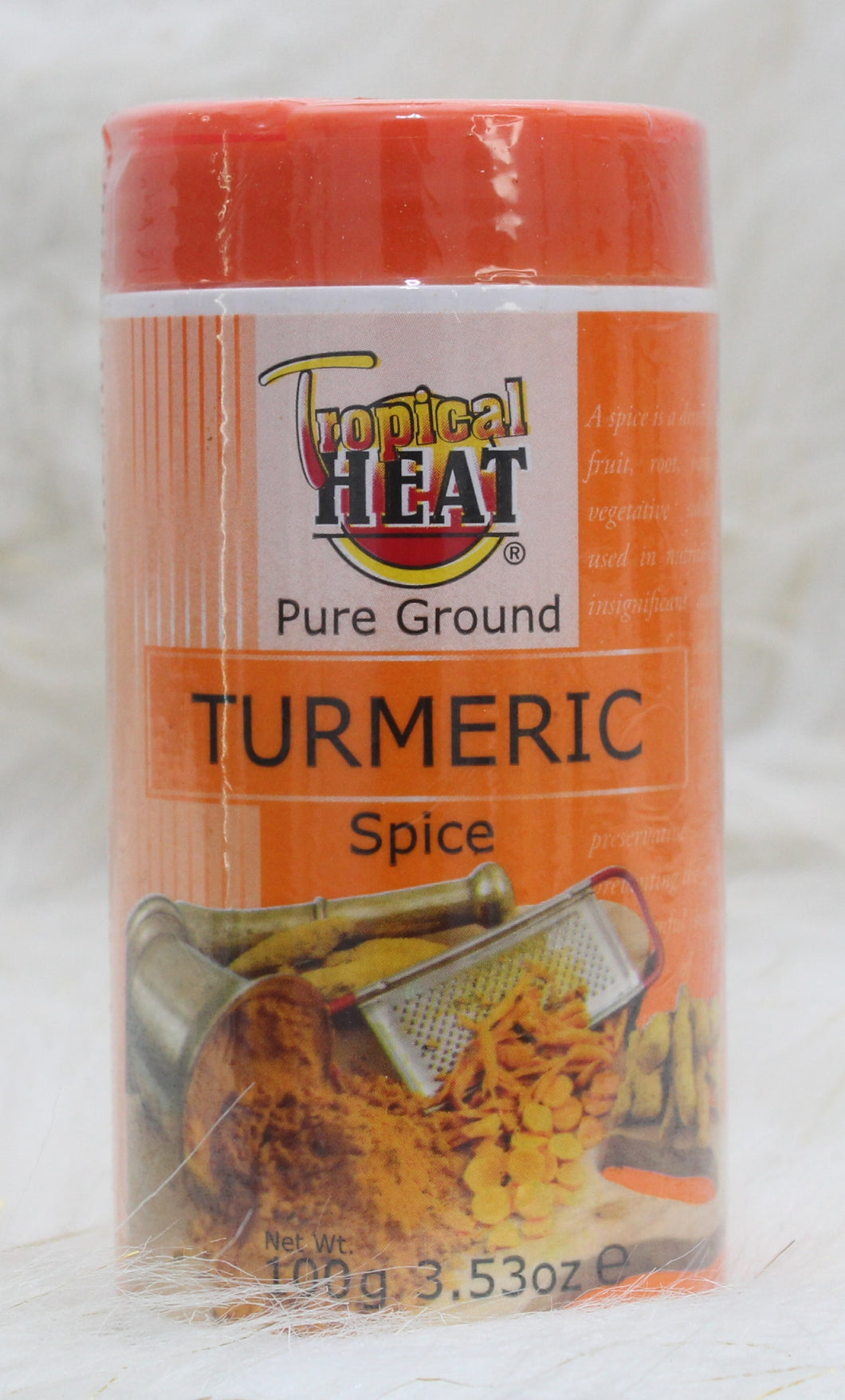 TROPICAL HEAT| Tumeric Spice