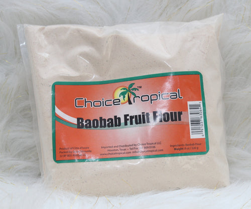 CHOICE TROPICAL| Baobab Fruit Flour