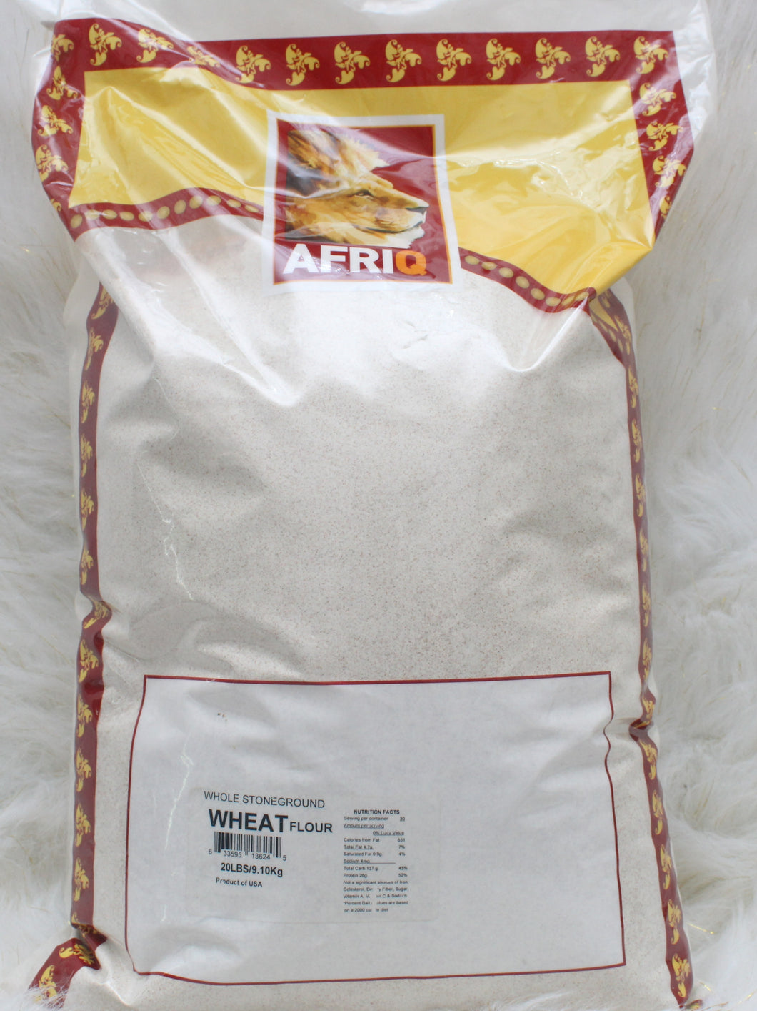 AFRIQ| Wheat Flour 20lb