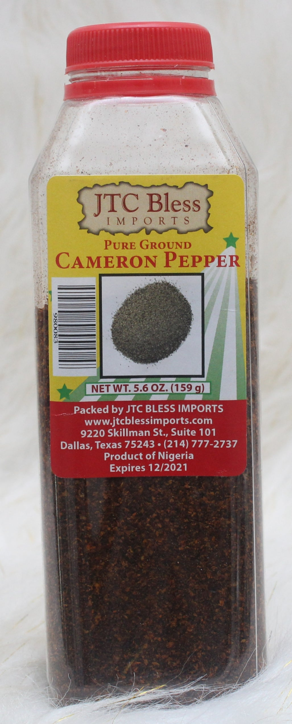 JTC BLESS IMPORT| Cameron Pepper