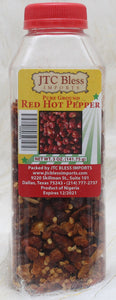 JTC BLESS IMPORT| Red Hot Pepper ungrounded