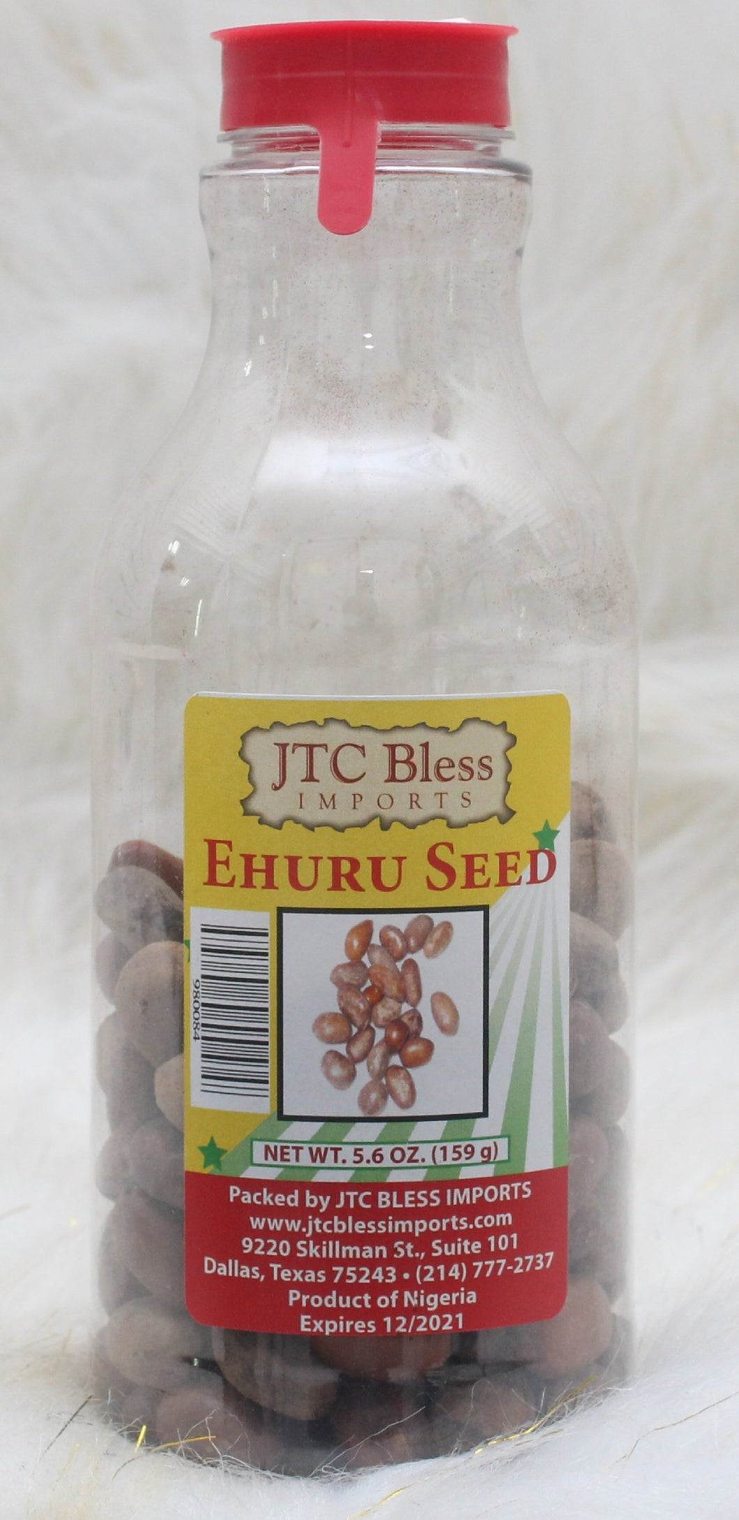 JTC BLESS IMPORT| Ehuru Seed Ungrounded