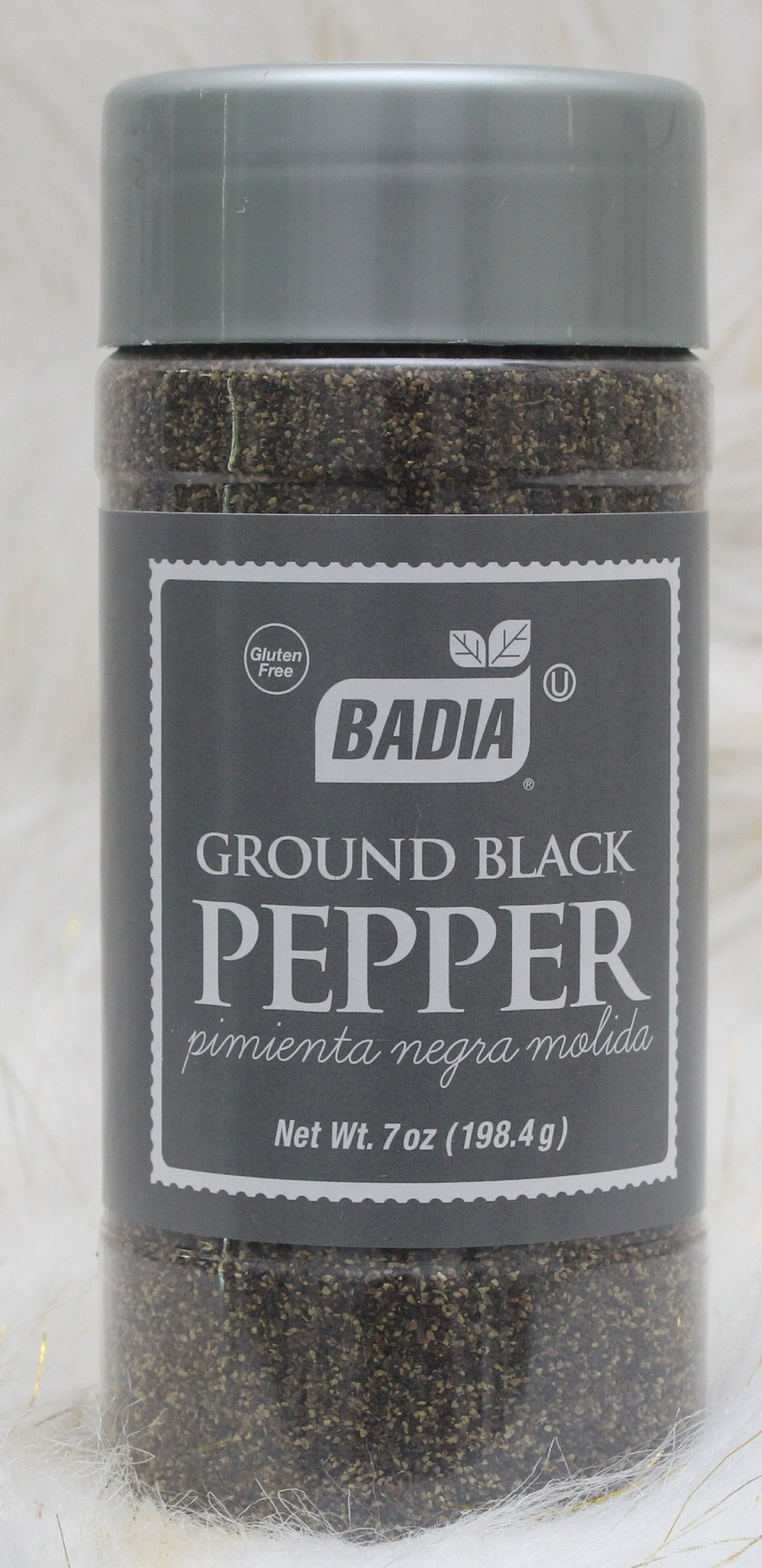 BADIA| Ground Black Pepper M