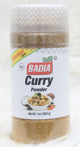 BADIA| Curry Power