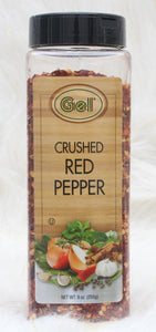 GEL| Crushed Red Pepper