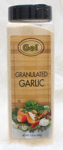 GEL| Granulated Garlic