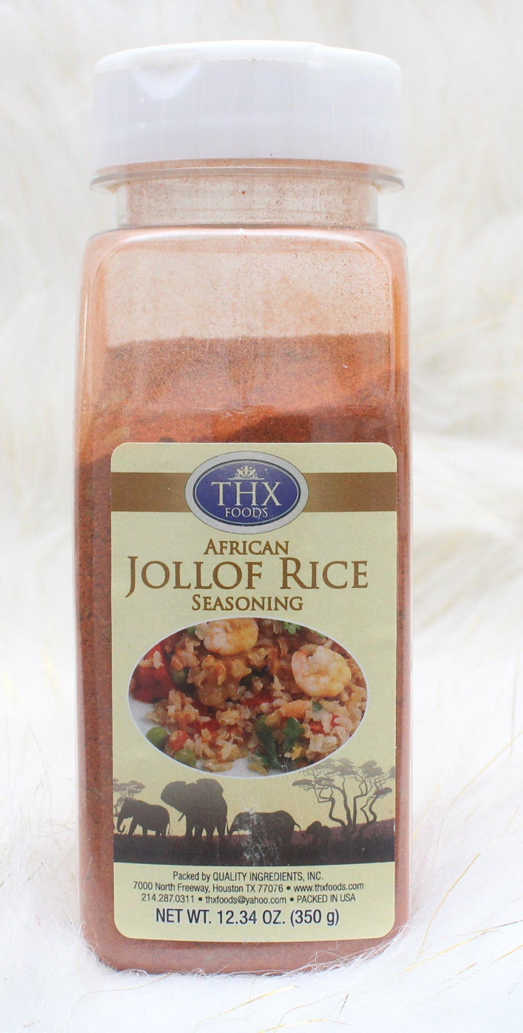 THX| Jellof Rice Seasoning