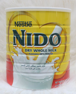 NESTLE| Nido Dry Whole Milk