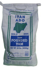 Load image into Gallery viewer, OLA-OLA| Pounded Yam Iyan