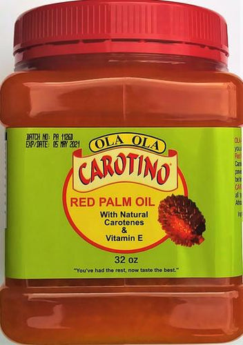 CAROTINO| Red Palm Oil