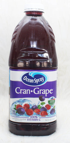 OCEAN SPRAY| Cran-Grape
