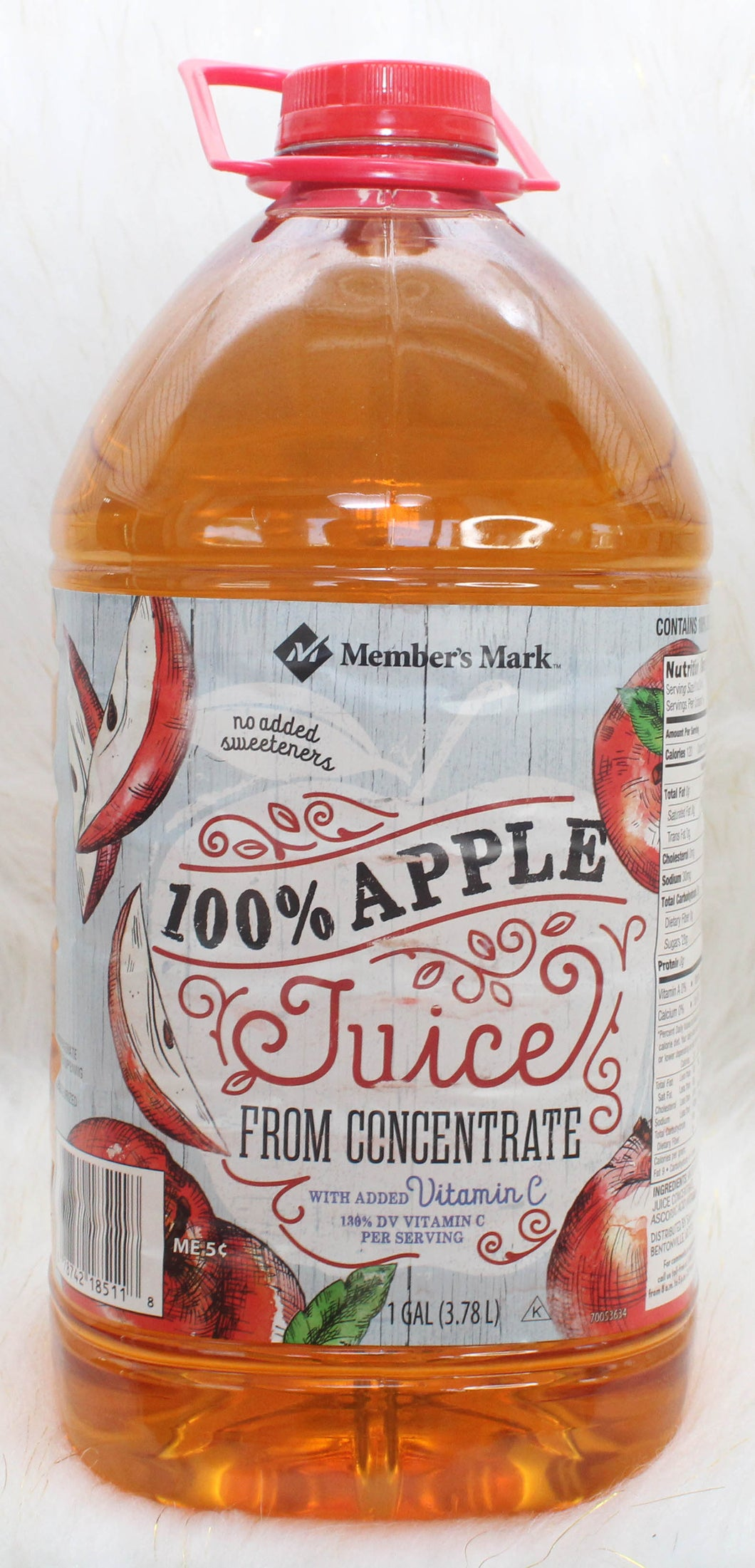 MEMBERS MARK| 100% Apple Juice