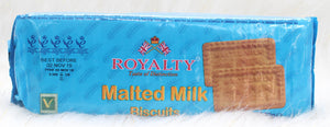 ROYALTY| Malted Milk