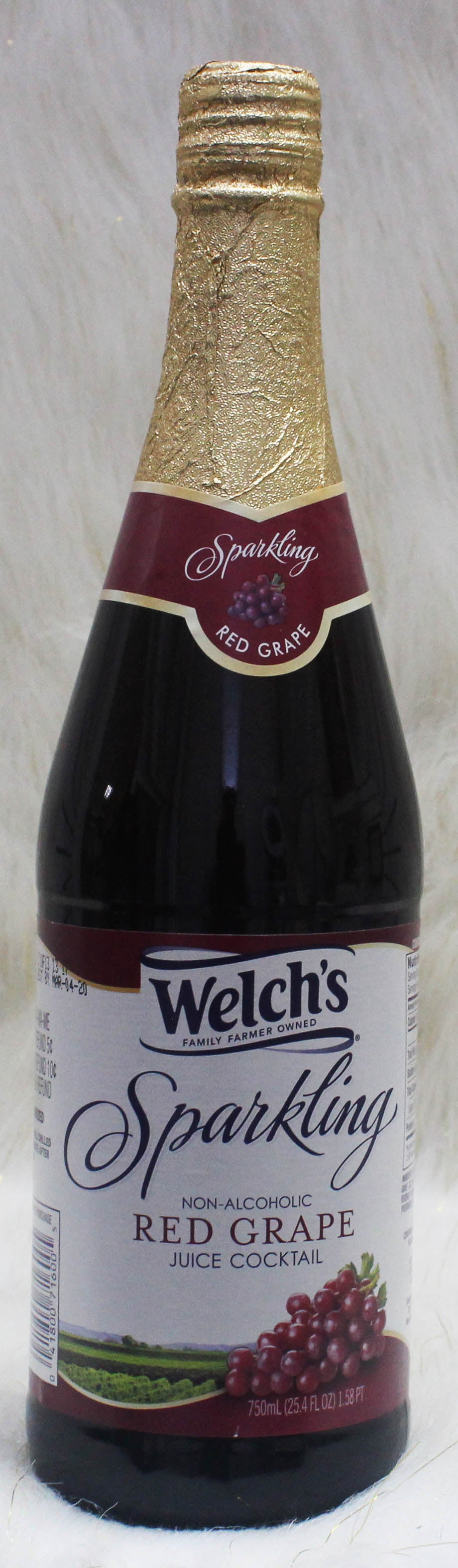 WELCH'S| Sparkling Red Grape