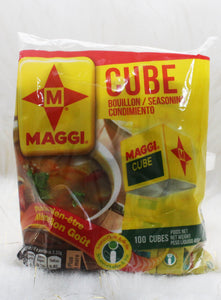 MAGGL| Cube