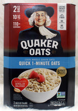 Load image into Gallery viewer, QUAKER OATS| Quick Minute Oats