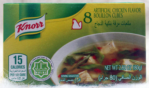 KNORR| Chick Flavor Cubes