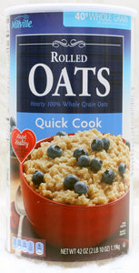 ROLLED OATS| Quick Cook