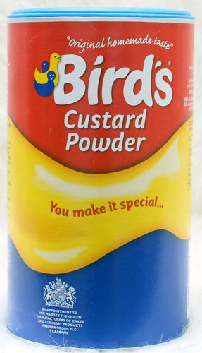 BIRDS| Custard Powder