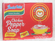 Load image into Gallery viewer, INDOMIE| Chicken Pepper Soup Flavor