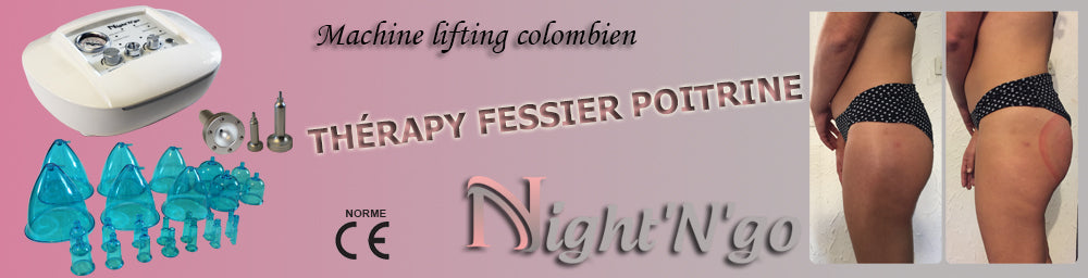 therapy fessier, therapy poitrine, vacuum therapy, augmenter seins, augmenter fesses, lifting-colombien