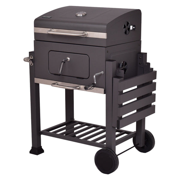 Charcoal Grill Outdoor Patio Barbecue BBQ Grill - Home Decor and Kitchen