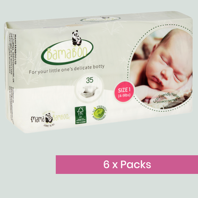 All-in-one Bundle - Nappies, Wipes and Nappy Bags
