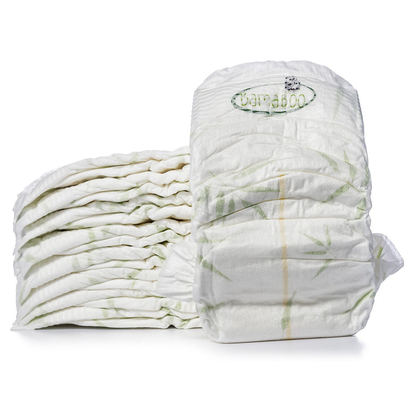 Little Nappy Sample Pack (2 x nappies) - Mama Bamboo
