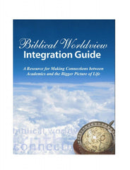 Biblical Worldview Integration Guide Package of 10