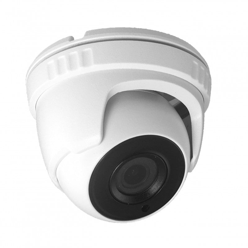 5MP Turret TVI Weatherproof Camera | 2.8mm Lens | 65 ft IR Range